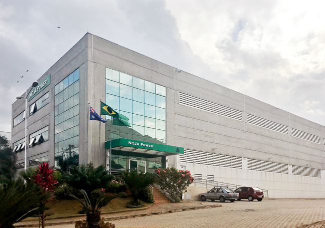 The New Offices of NOJA Power Brazil