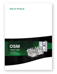NOJA Power Recloser Product Guide cover