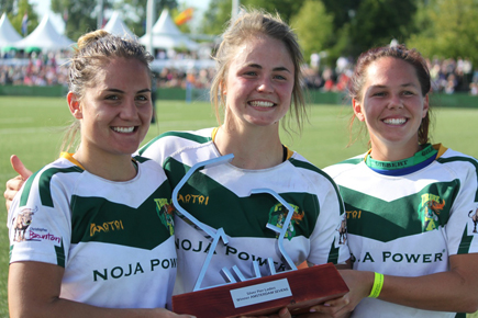 Tribe7 women's rugby sevens team